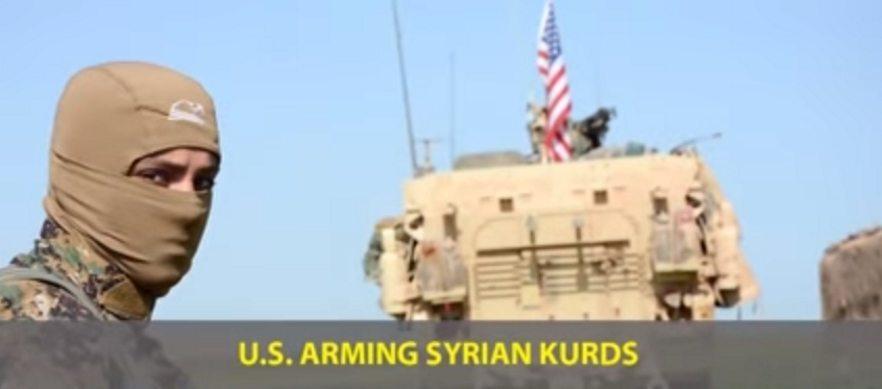 US to Stop Arming Anti-IS Syrian Kurdish YPG militia