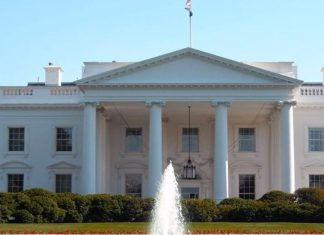 Man Arrested Near White House, Wanted to Kill 'all white police'