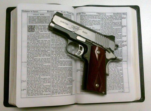 guns for churches