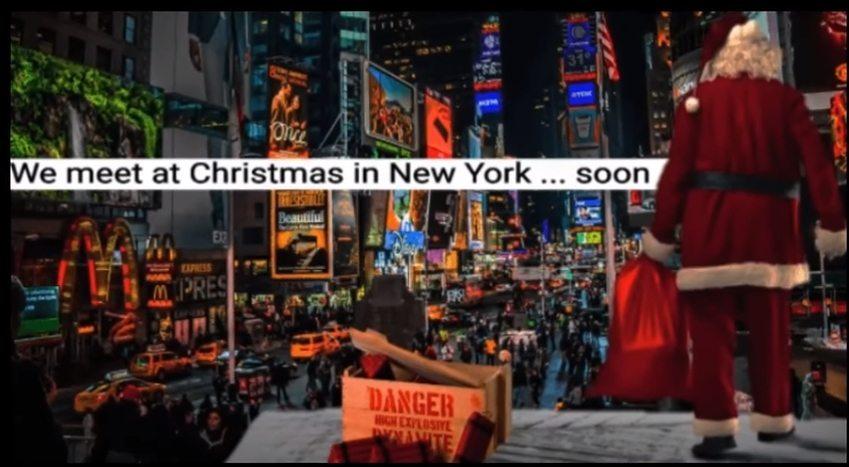 ISIS Threatens Christmas Season in Europe, U.S.