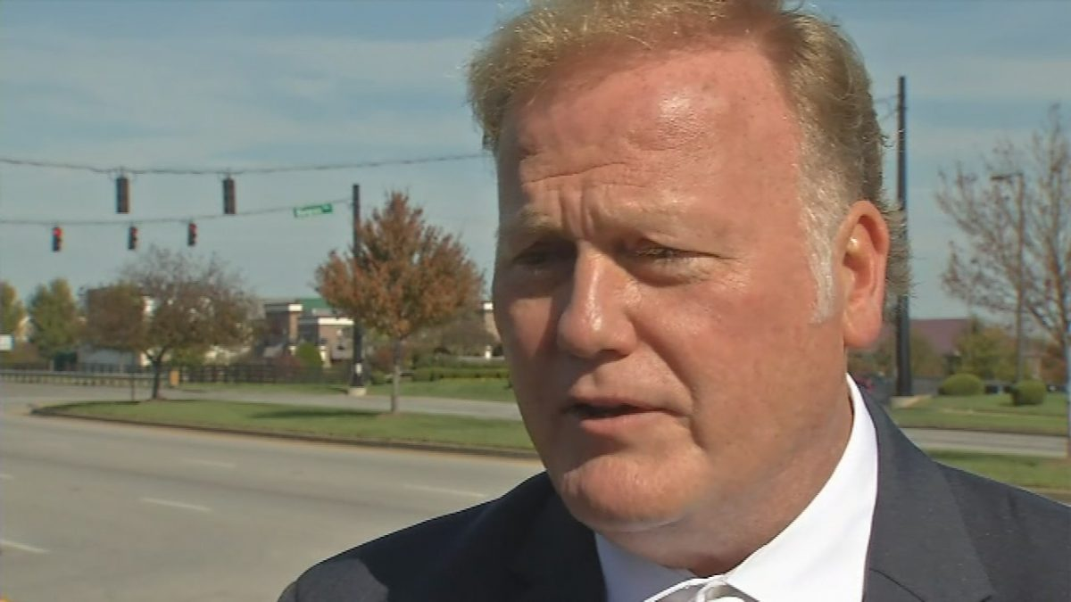 Kentucky state Rep. Dan Johnson commits suicide