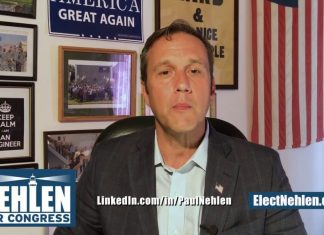 Paul Nehlen proposes measure to stop censorship on social media outlets