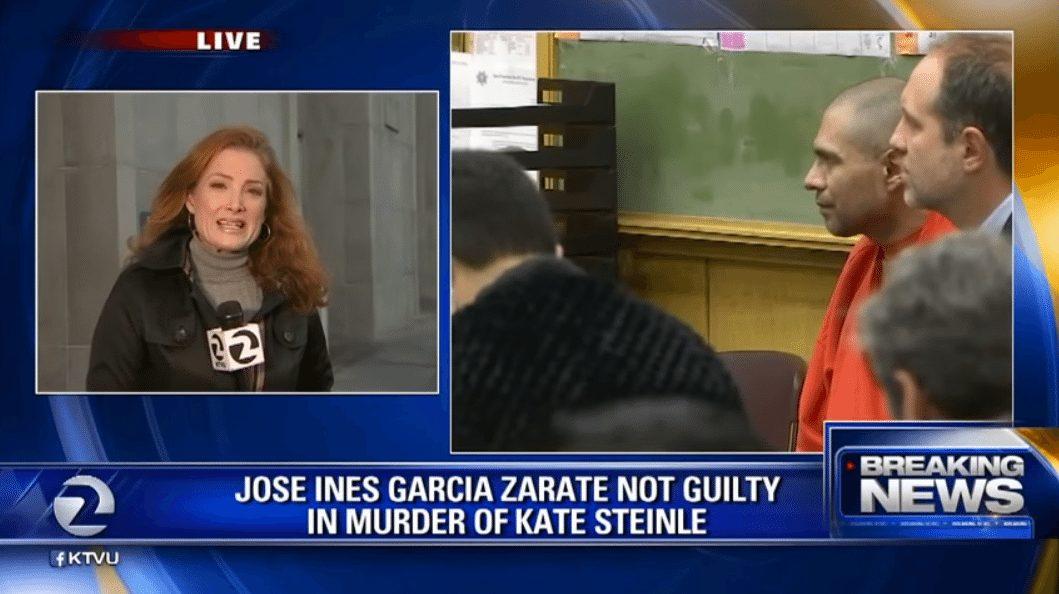 Steinle killer free
