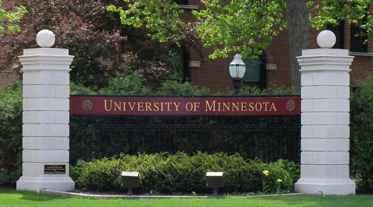 University of Minnesota Christmas
