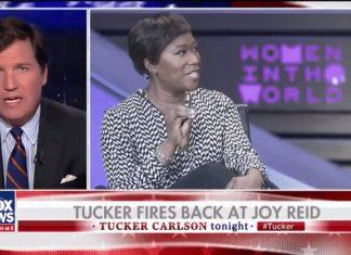 Tucker Carlson Joy Reid