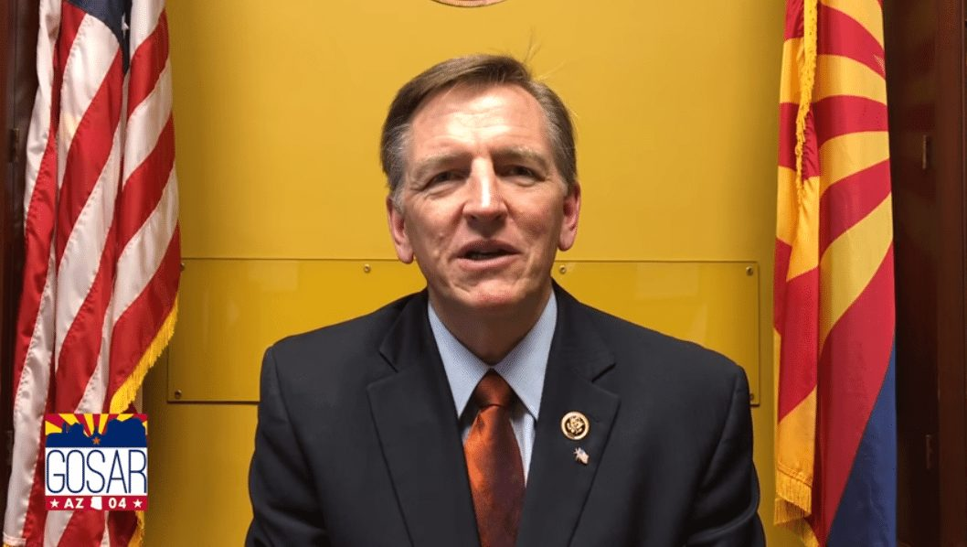 Paul Gosar on #ReleaseTheMemo, Benghazi, more