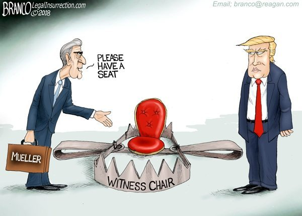 Don't Do It! Trump Mueller