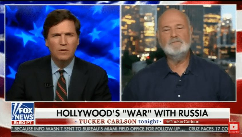 Tucker Carlson Rob Reiner