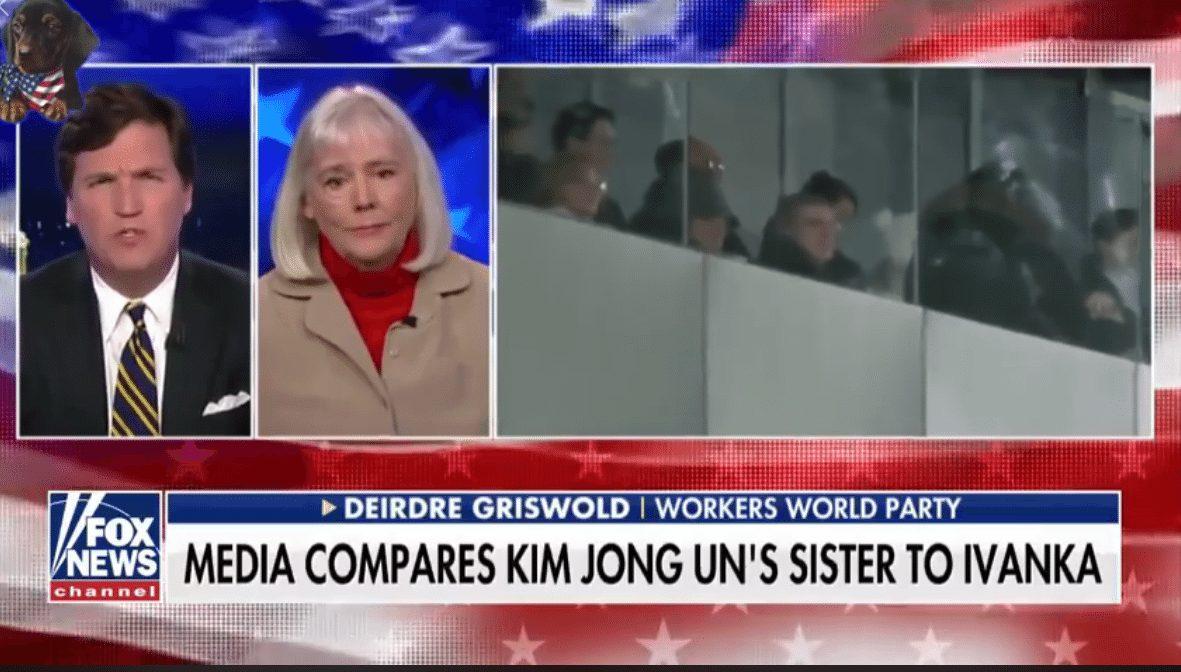 Tucker Carlson North Korea
