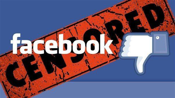 censorship tsunami Facebook