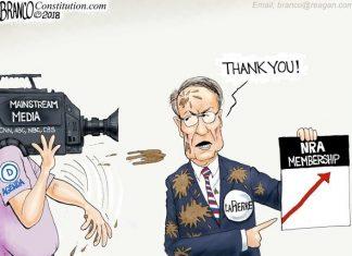 NRA hate