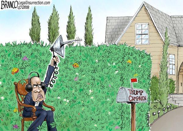 Obama Bushwhacked