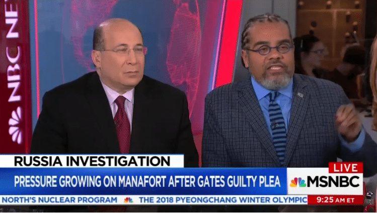 MSNBC high crime