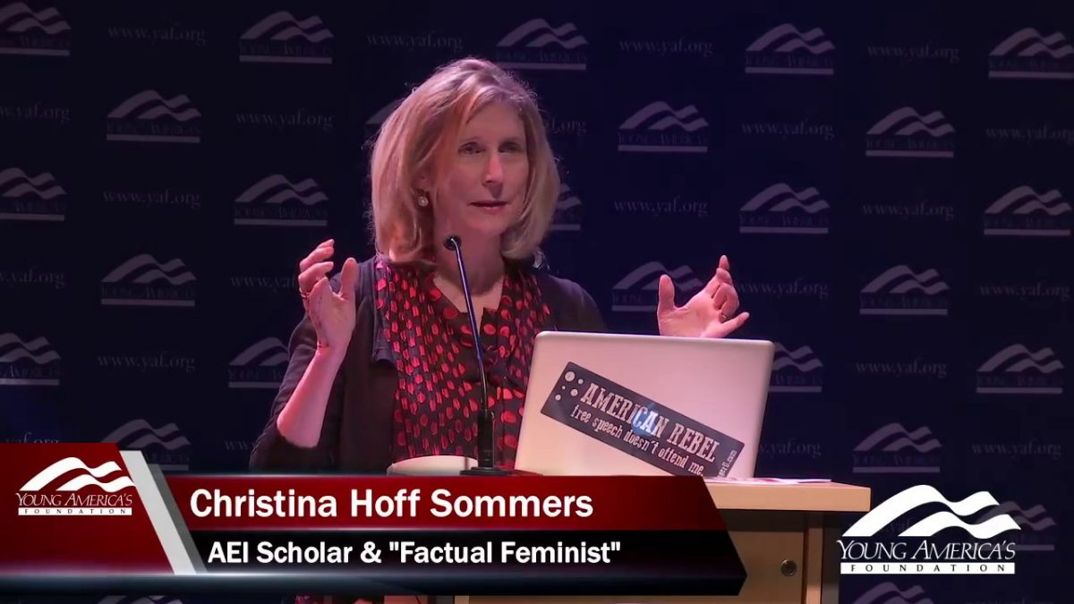 Christina Sommers