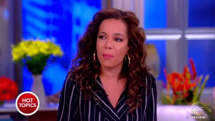 The View Trump violence