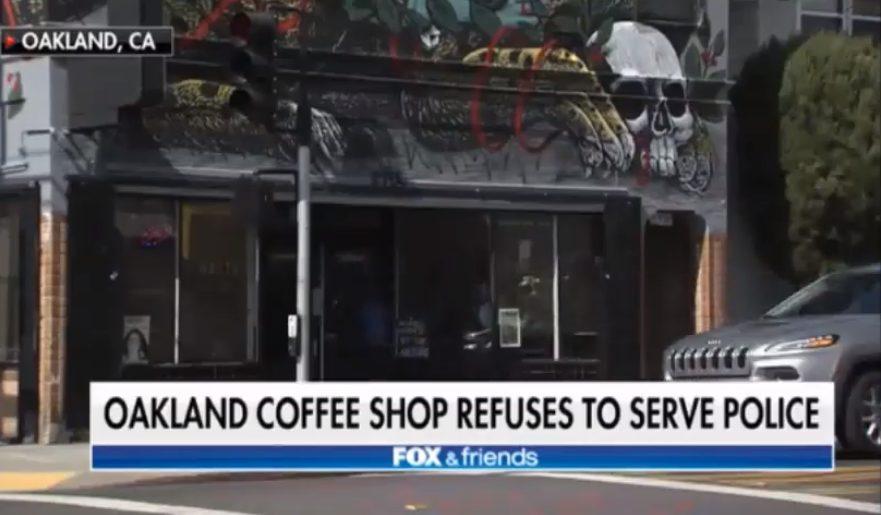 oakland coffee shop