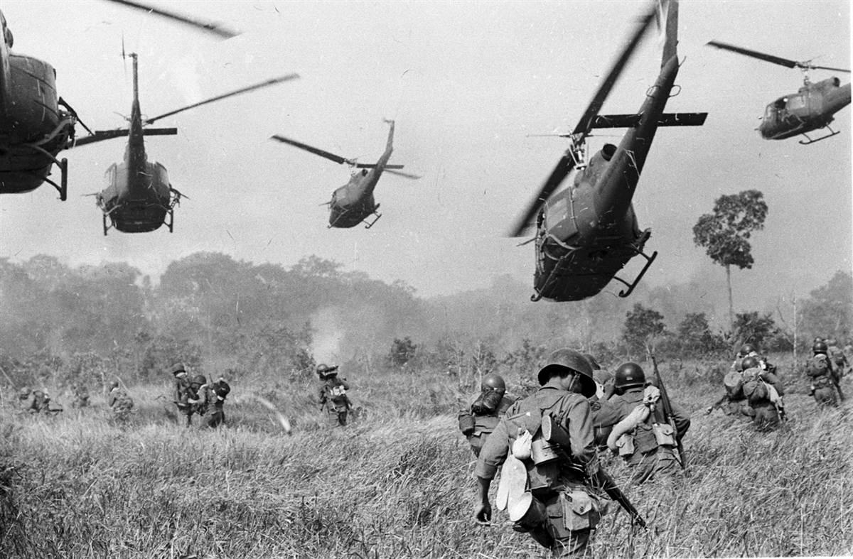 national vietnam veterans days