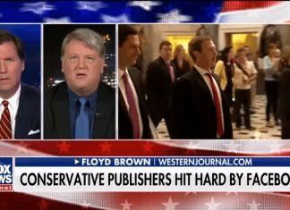 Tucker Carlson Facebook censorship