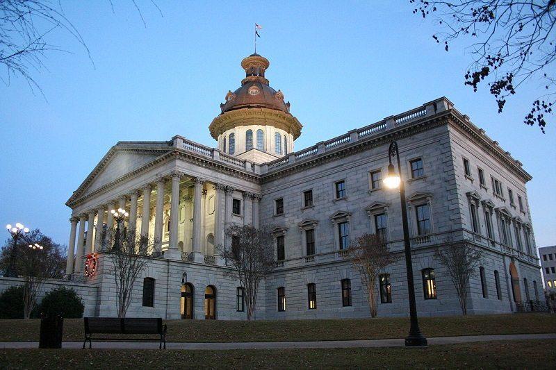 South Carolina secession