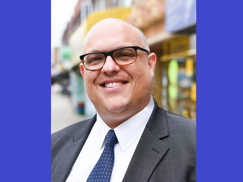 fascist NYC councilman Justin Brannan NRA