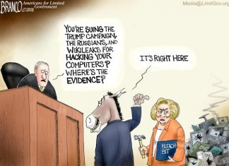 DNC evidence collusion lawsuit