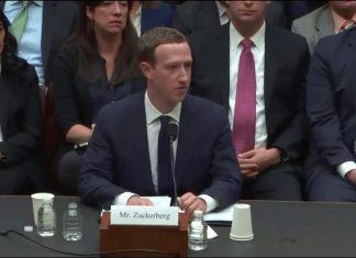 Marsha Blackburn Mark Zuckerberg