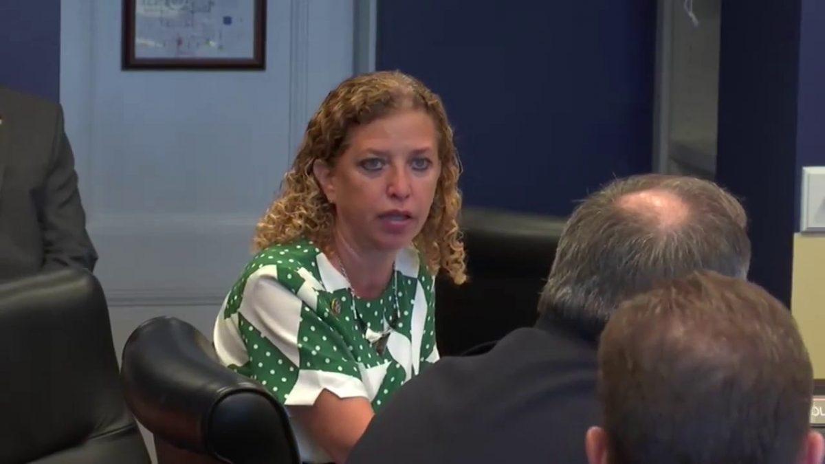 Debbie Wasserman Schultz NRA