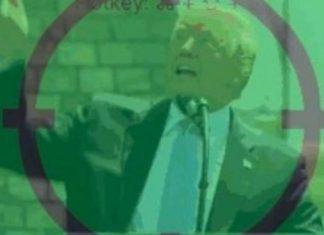 Trump CNN crosshairs