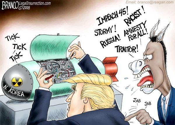 destroy trump saboteurs