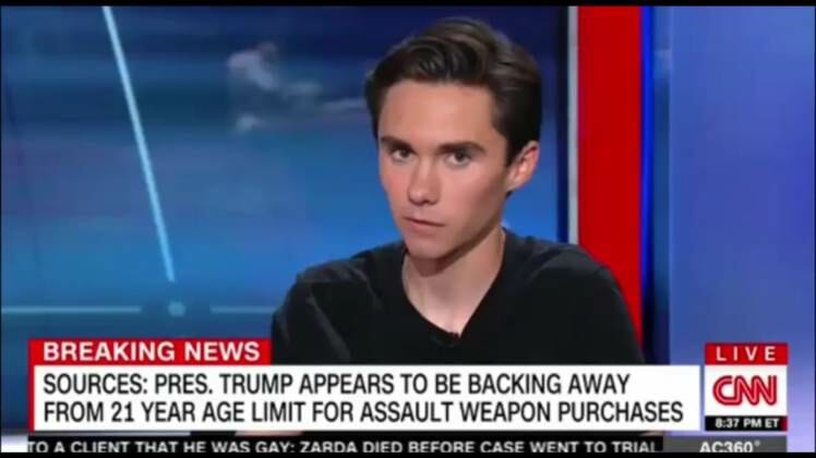 Anti-gun demagogue David Hogg issues ridiculous tweet about illegal aliens, gets shredded on Twitter