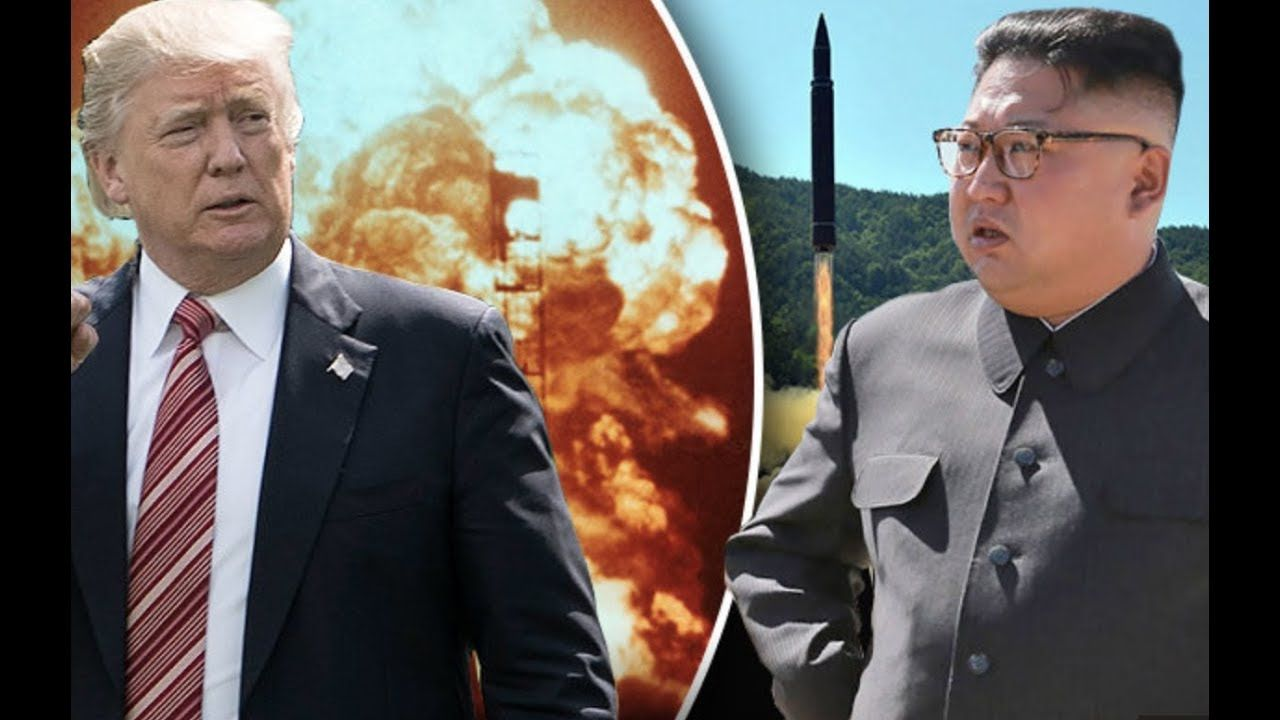 Trump Kim nuclear