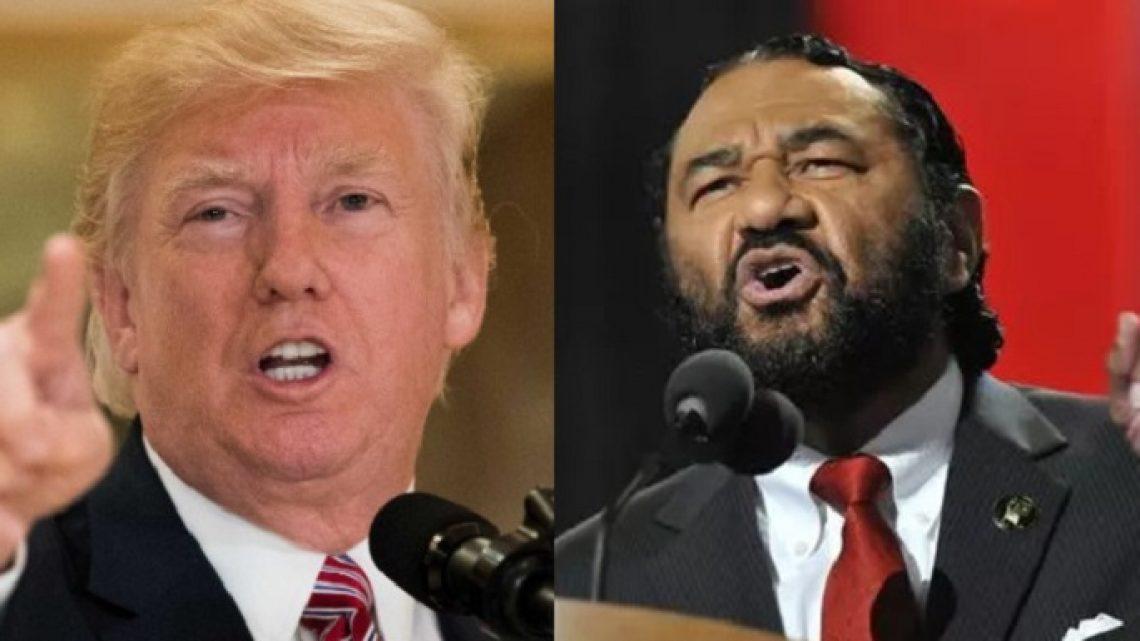 Green Trump impeach