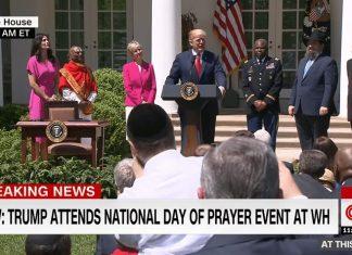 Day of Prayer Stormy Daniels CNN
