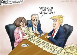 Democrats Destroy America