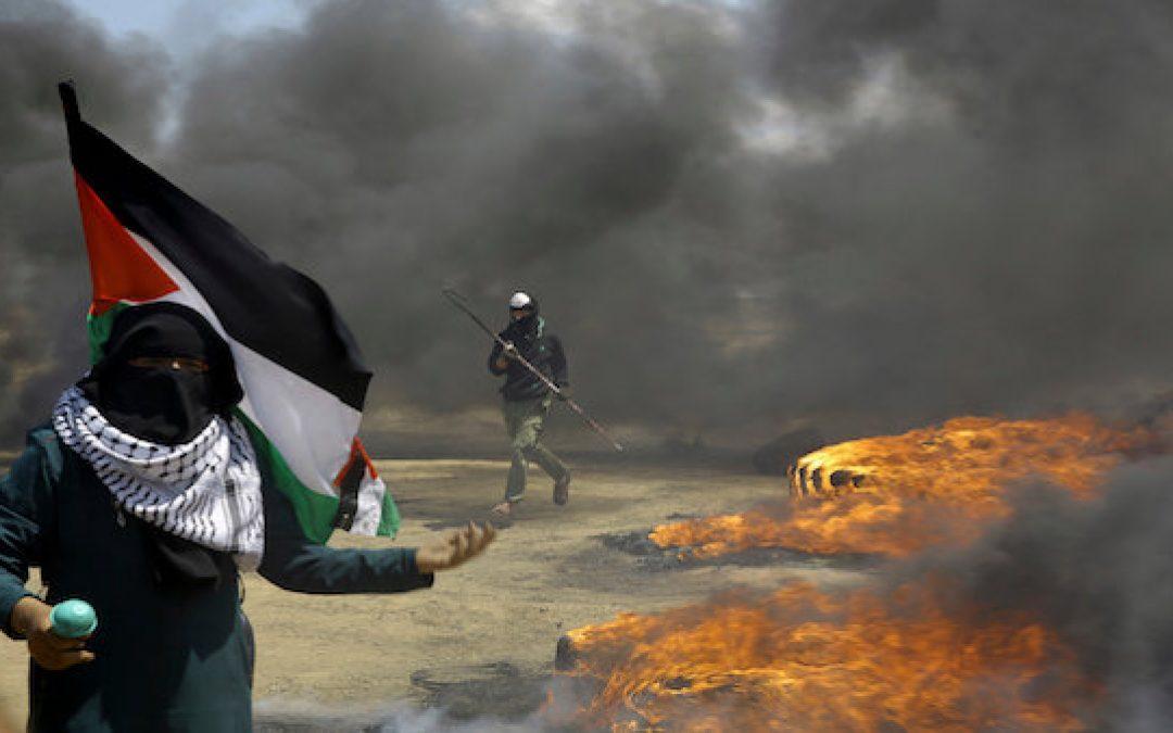 Hamas Gaza Facebook