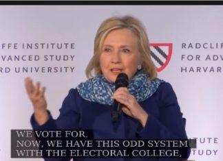 Hillary Electoral College
