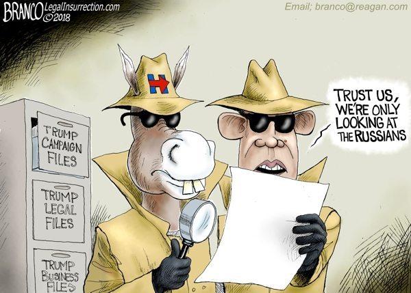 Watergate Obamagate Obama