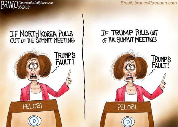 Pelosi Trump