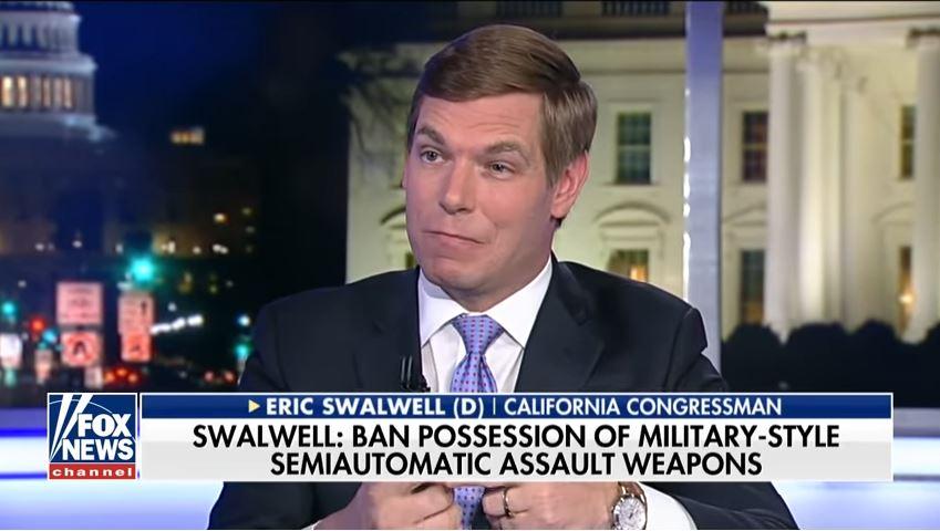 Swalwell, gun control