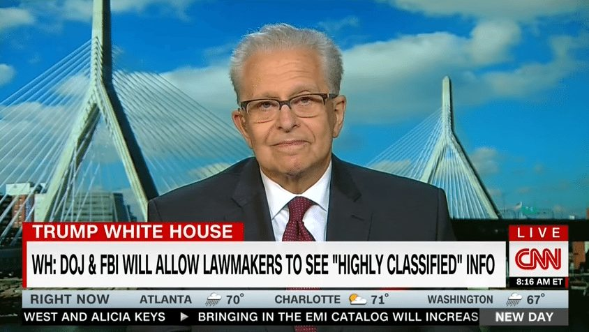 Laurence Tribe shoot to kill