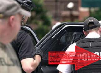 arrest secret service contractor