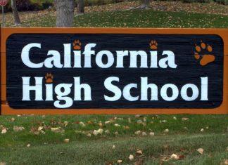 california high school