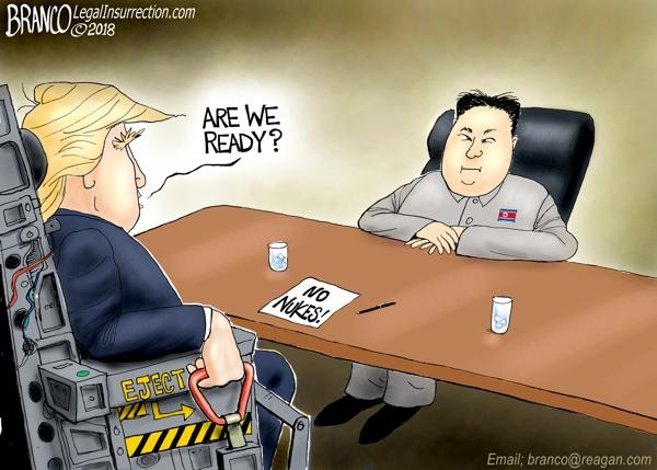 North Korea prepared