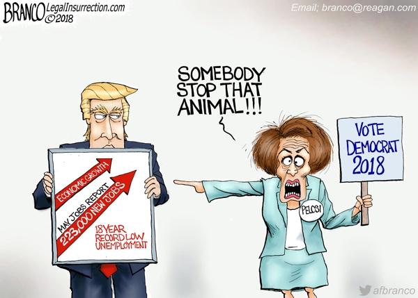 Trump jobs report