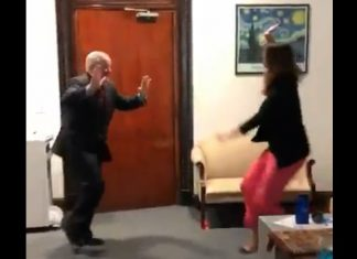 mayor dances sanctuary city