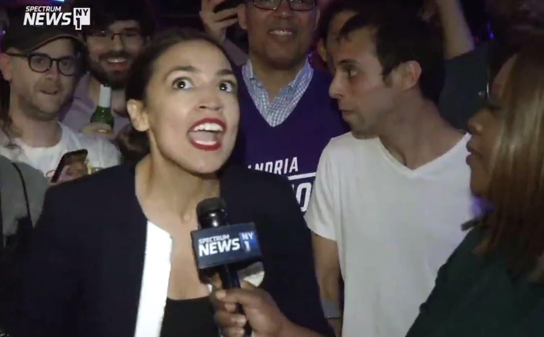 socialist Ocasio-Cortez