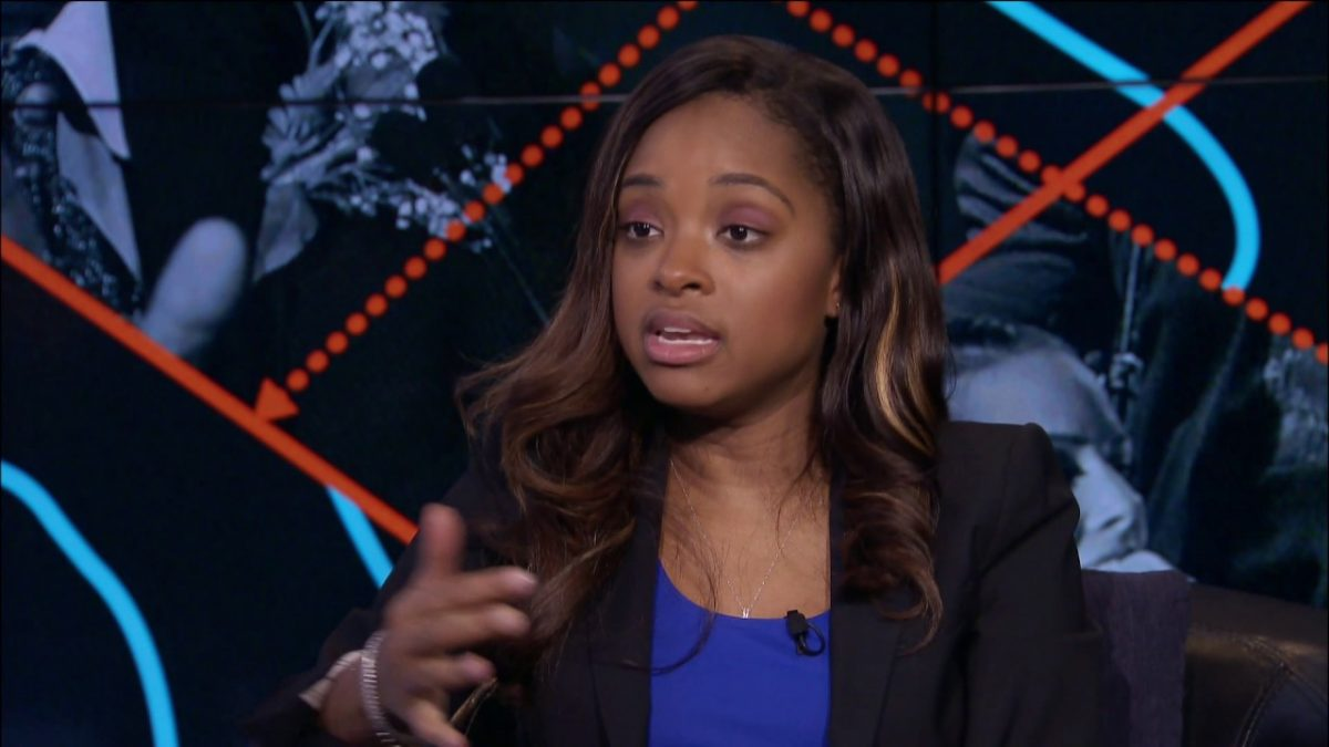 Tamika Mallory anti-Semitism