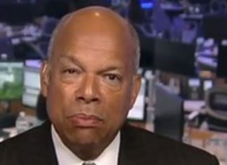 ICE Jeh Johnson