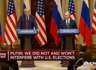 Putin collusion
