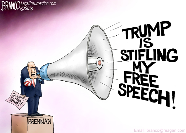 Brennan Free Speech
